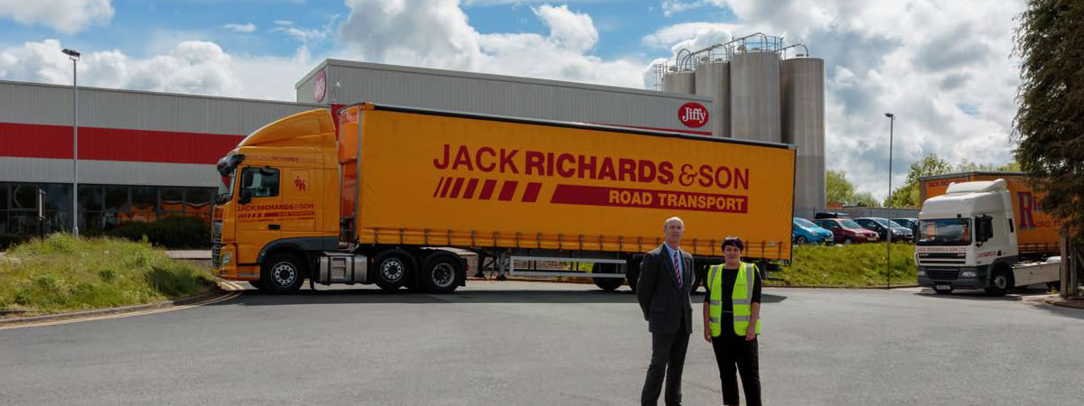 Jiffy Packaging appoint Jack Richards & Son Ltd