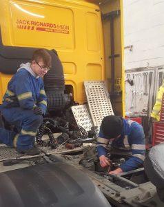Workshop Apprenticeships